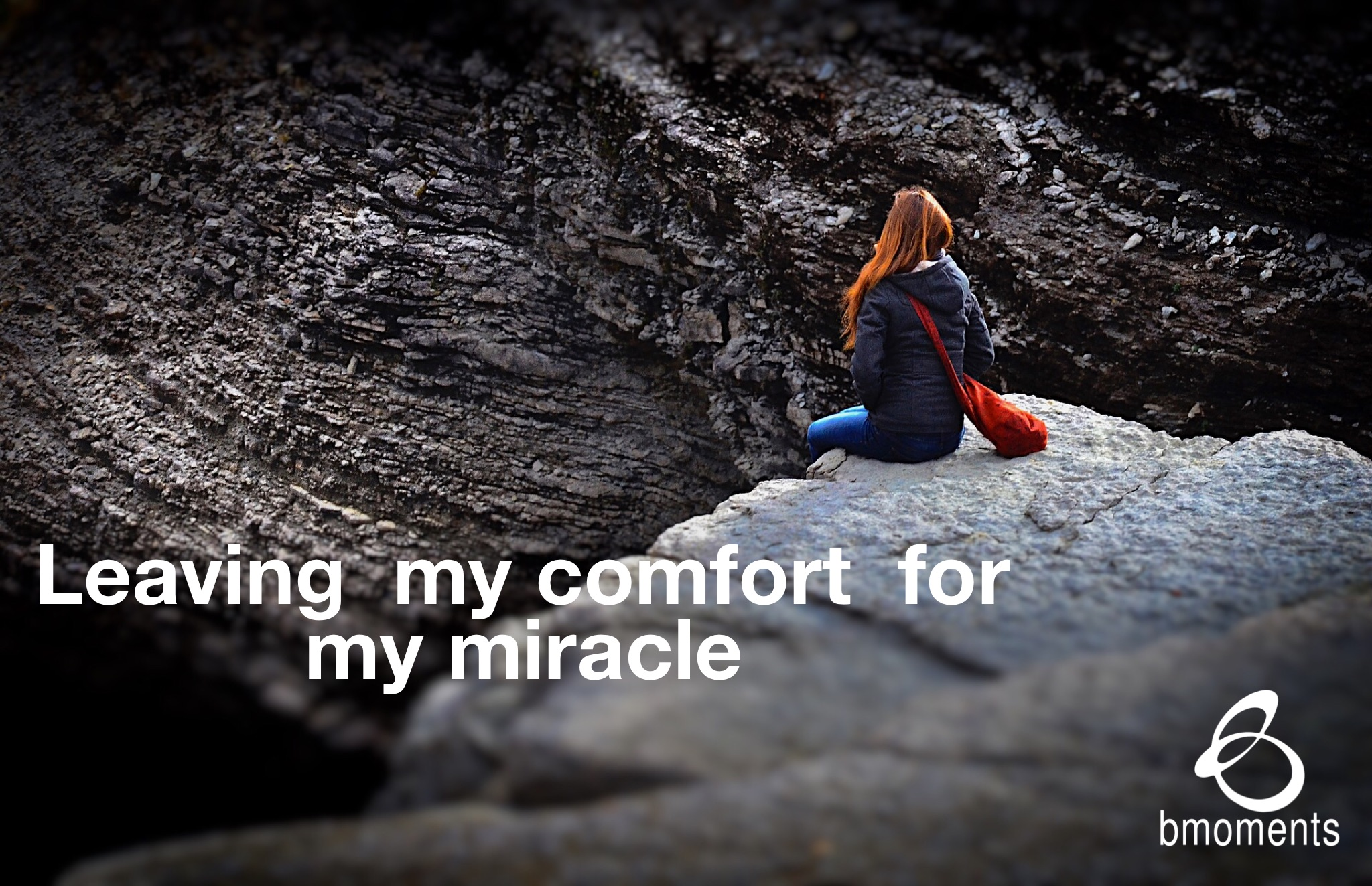Leaving My Comfort for My Miracle