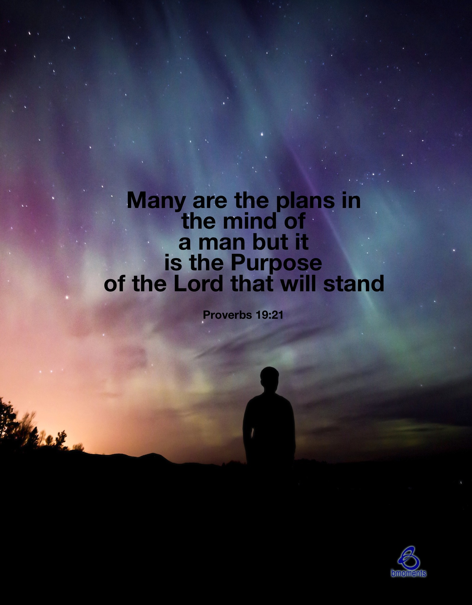 God Plans with Purpose