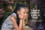 B Moments, Love is Patient. Love is Kind. Multicultural