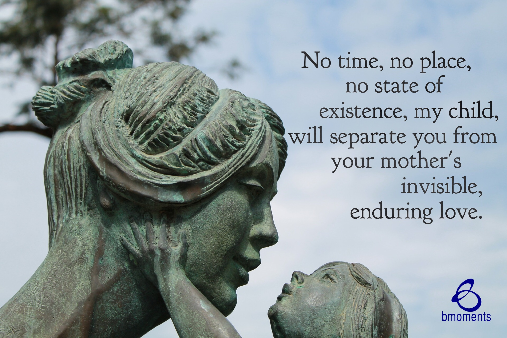 Invisible Nature of a Mother's Love