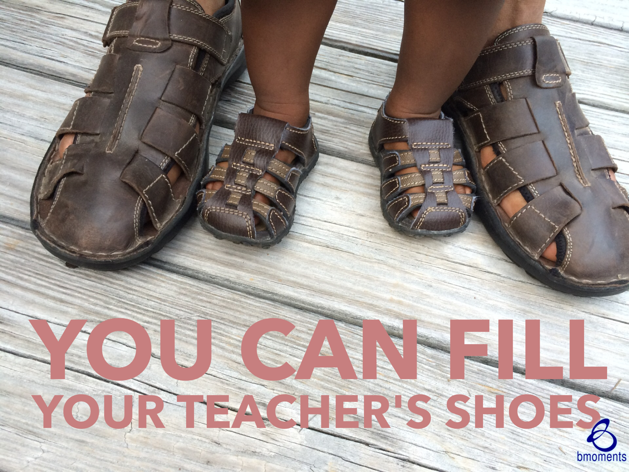 You Can Fill Any Shoes Through Christ