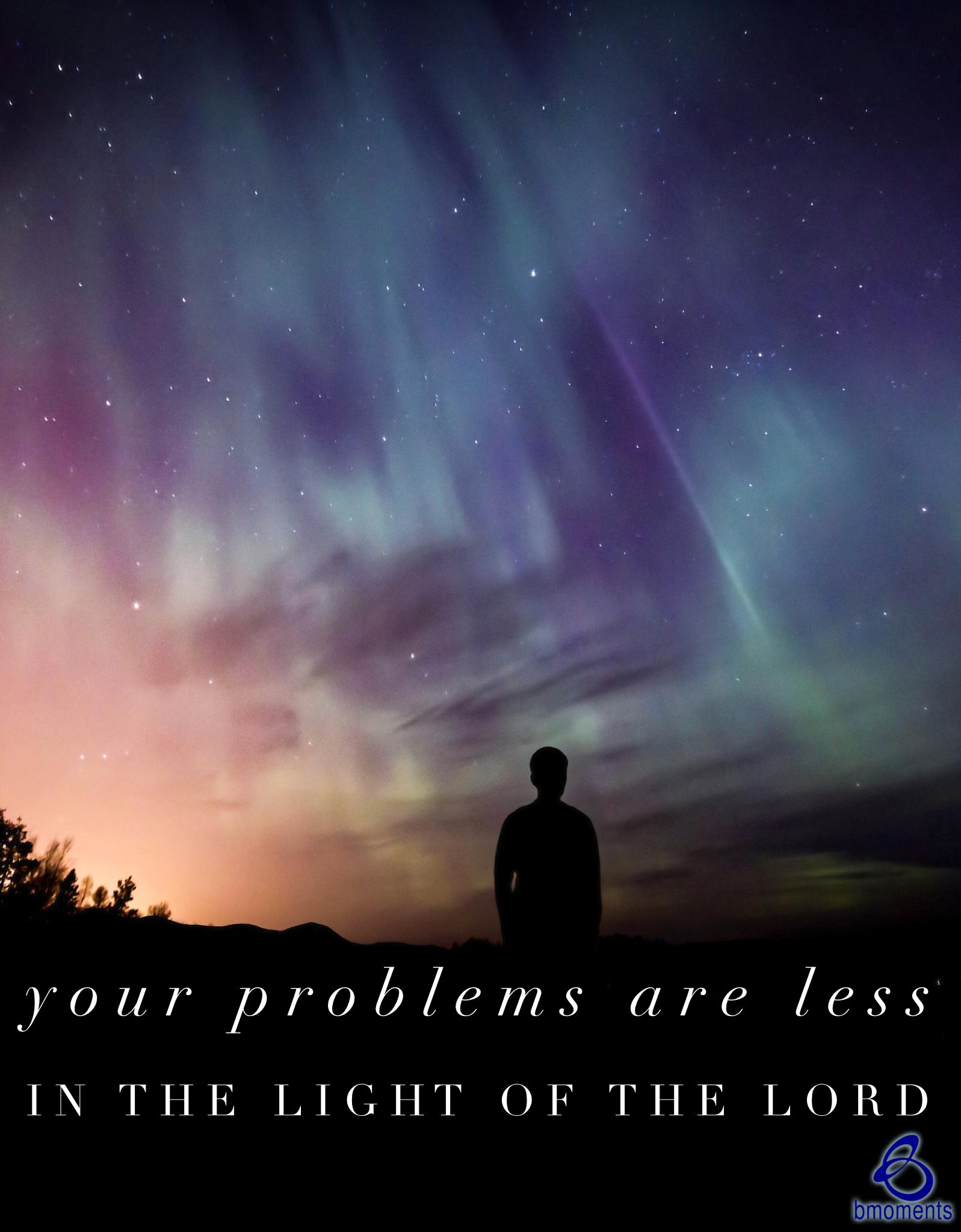 B Moments, problem solver