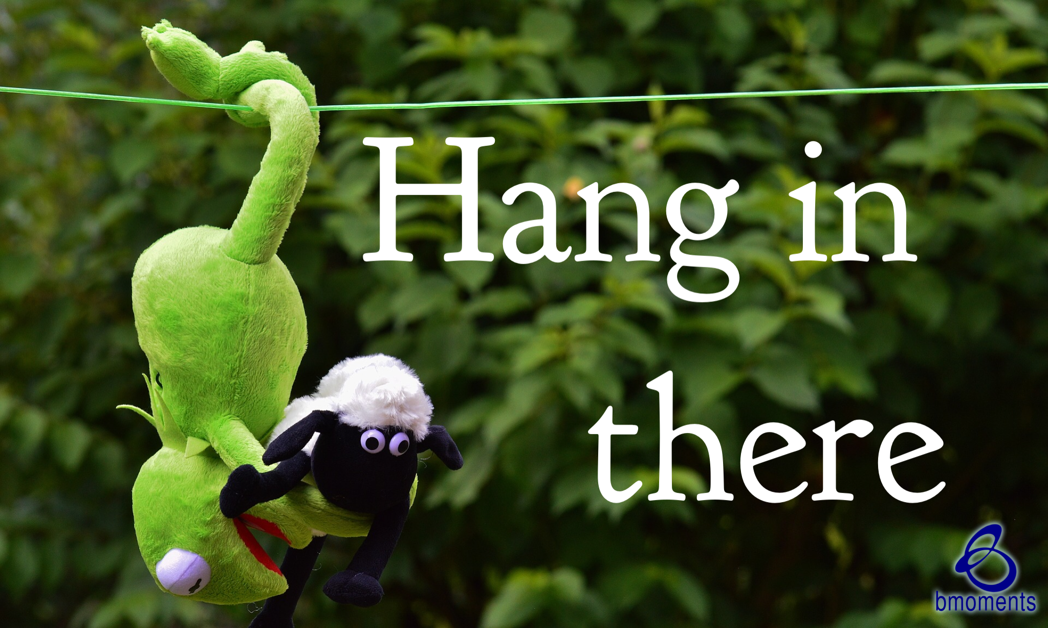 Hang in There: God Will Reward Your Faith