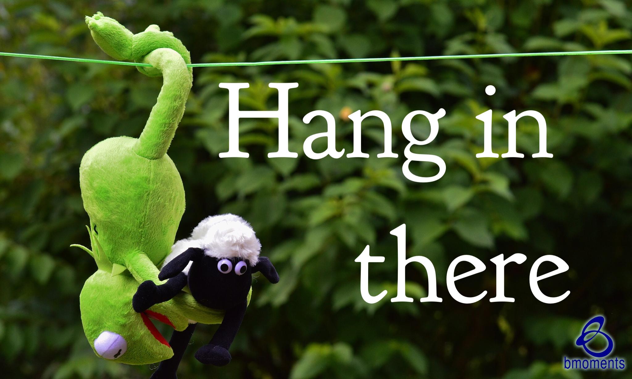 B Moments, hang
