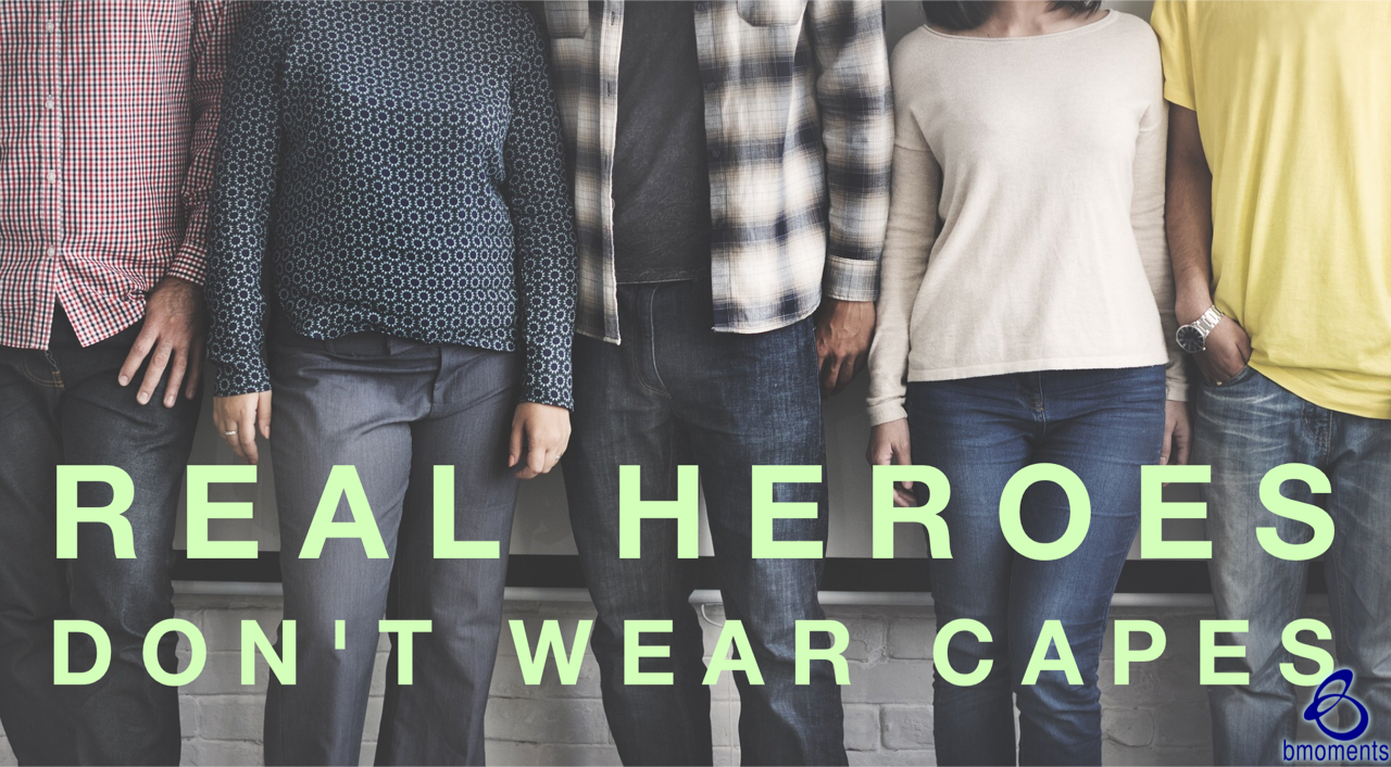 God Urges You to Honor Unsung Heroes