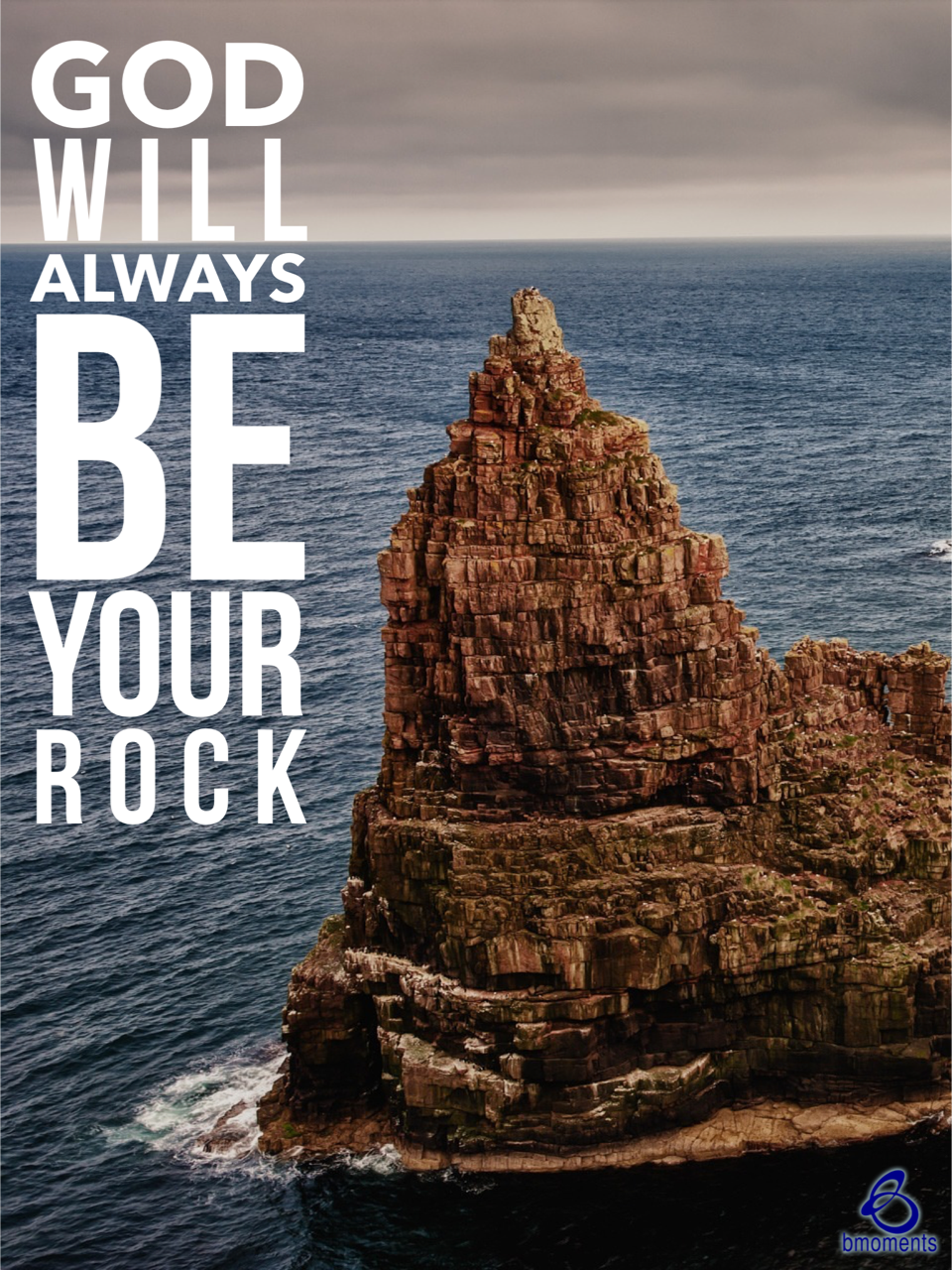 The Lord Is Your Rock and Refuge
