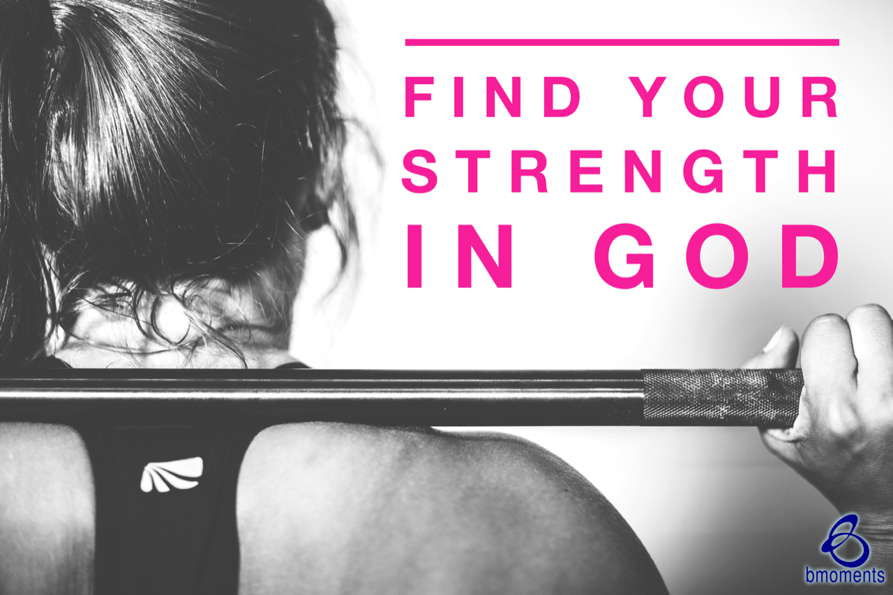 Renew Your Strength in God