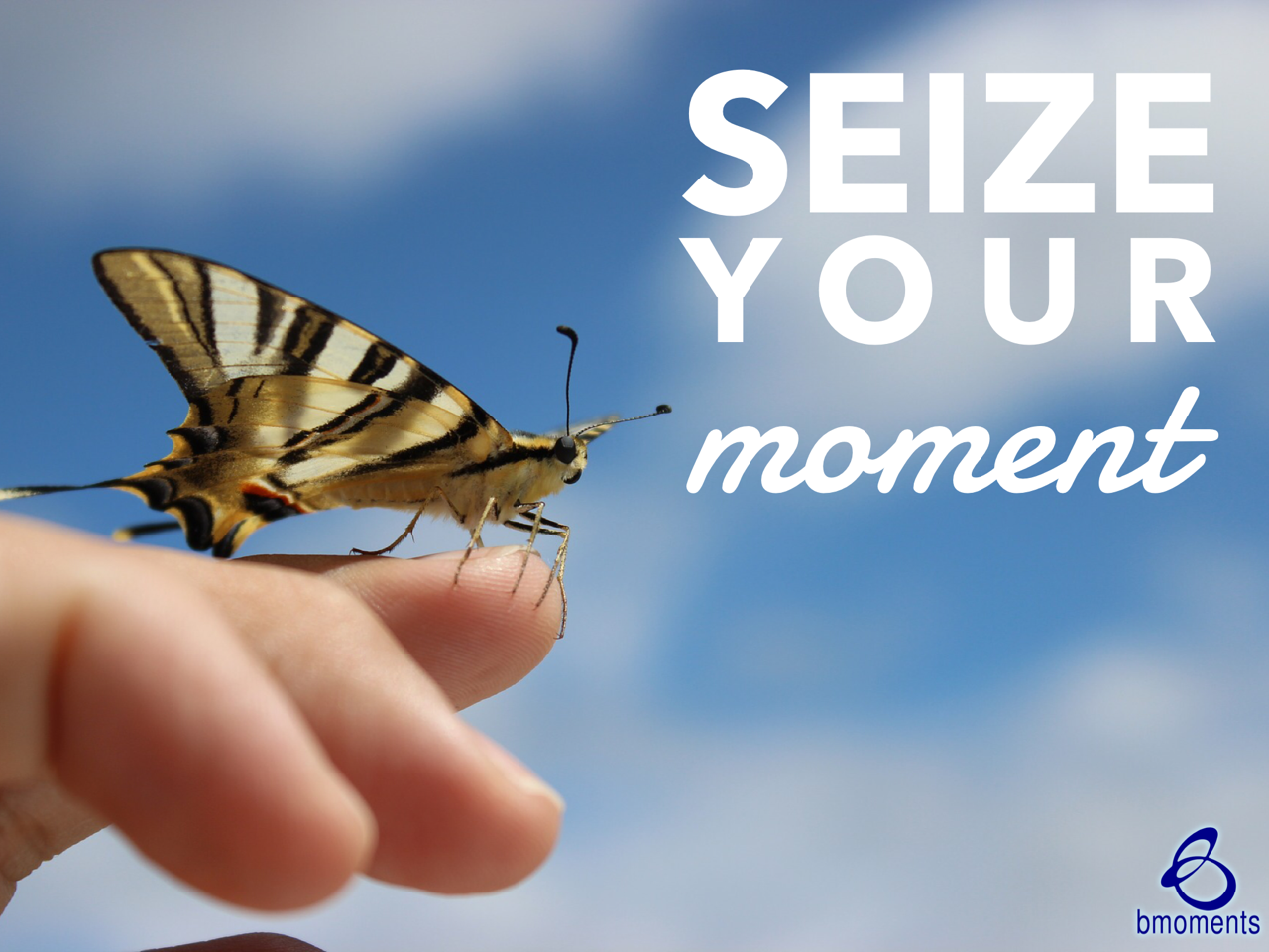 Have the Faith to Embrace Your Moment