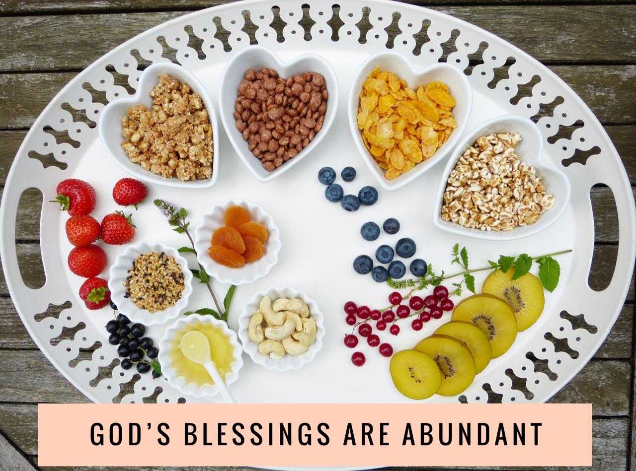 B Moments, abundant