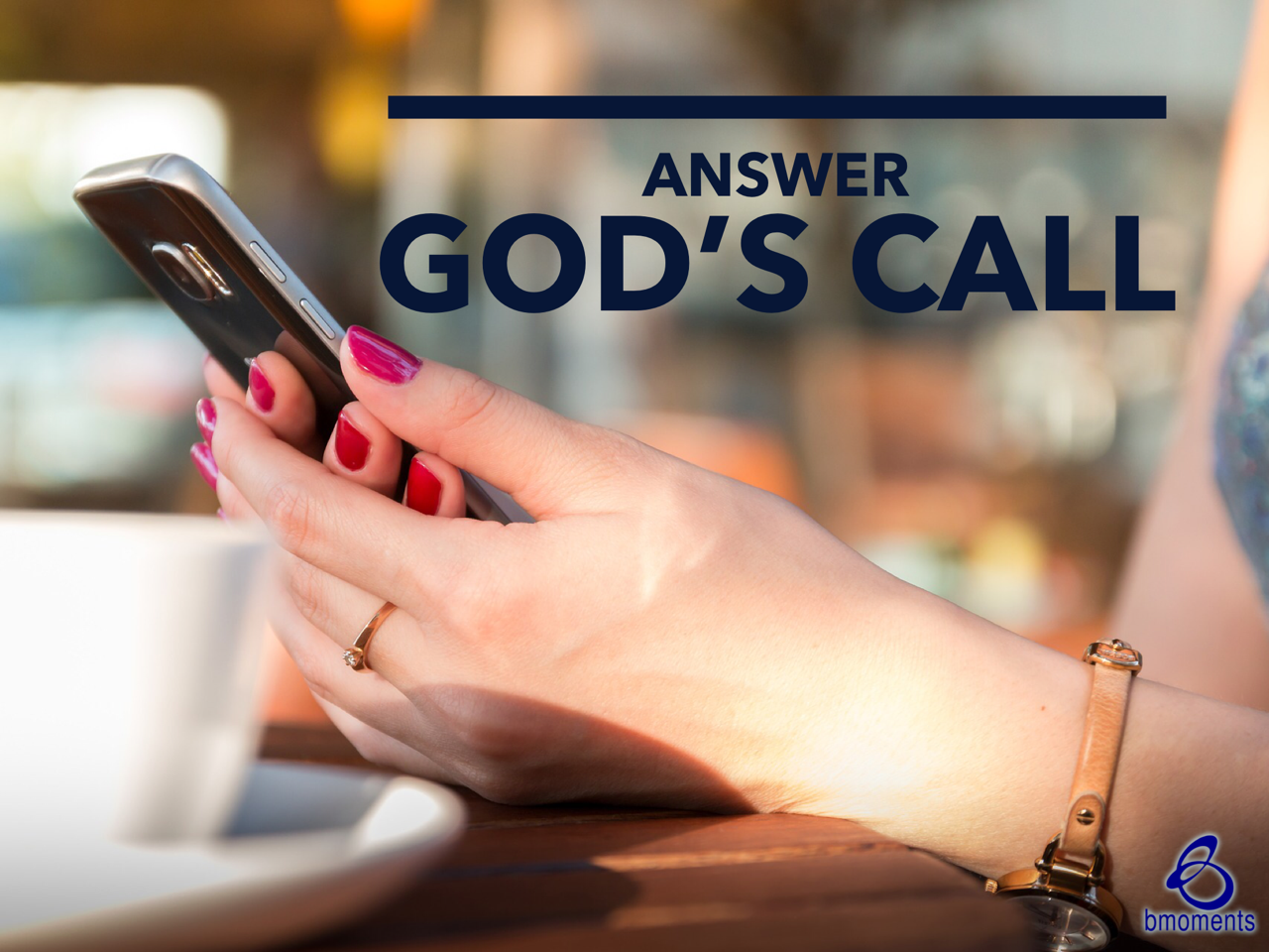 Get Ready to Receive God's Higher Calling