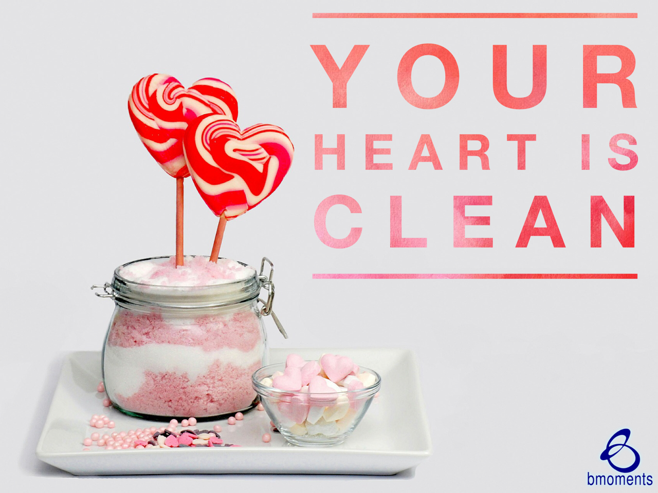 Ring in 2018 with a Clean Heart