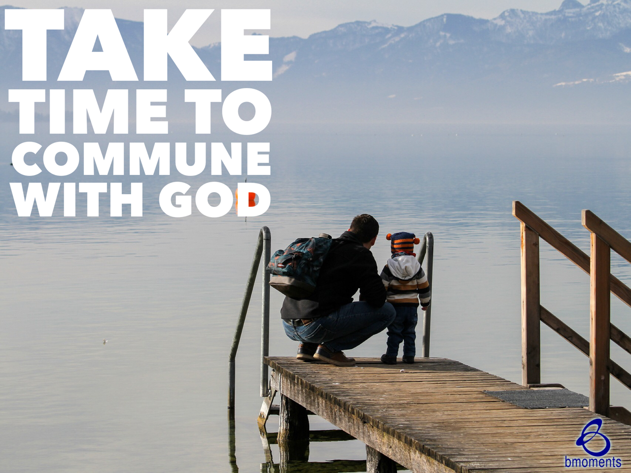 Avoid Compartmentalizing God to the Difficult Times