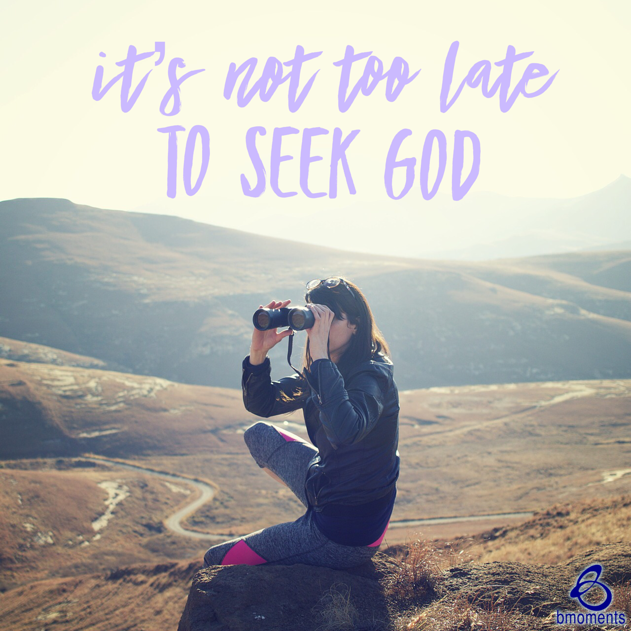 It's Never Too Late to Seek Christ
