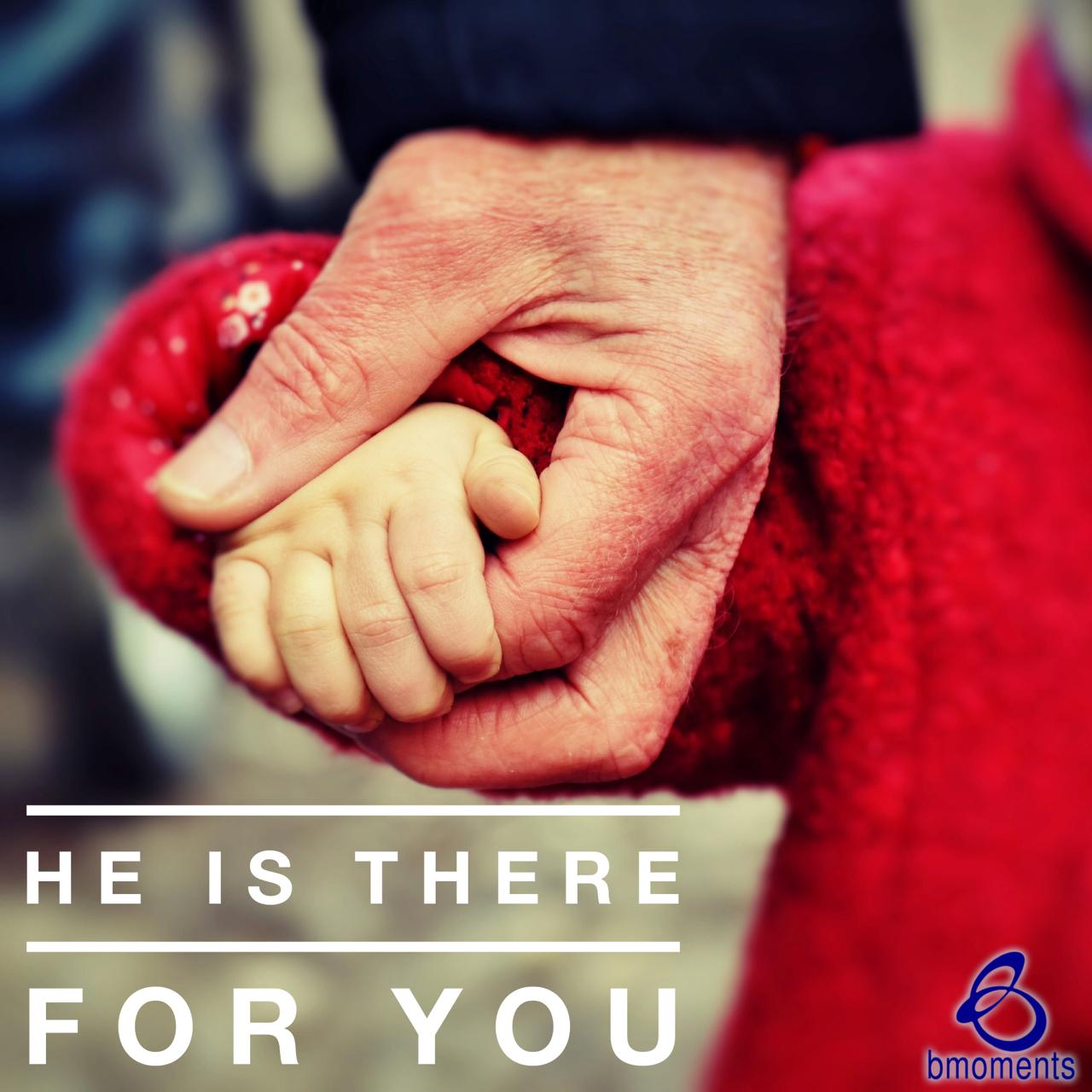 God's Comfort Is Never Far Away