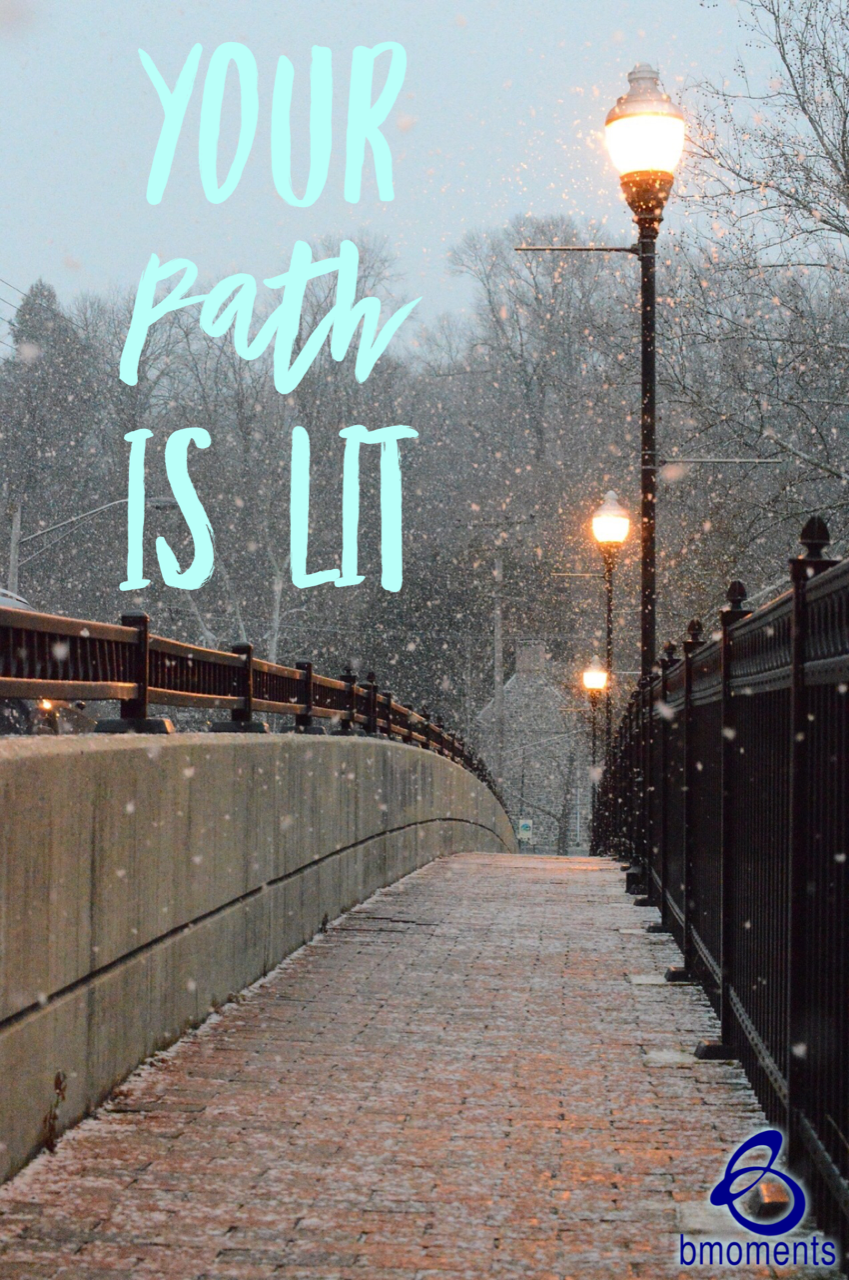 God Will Light Your Path Toward Greater