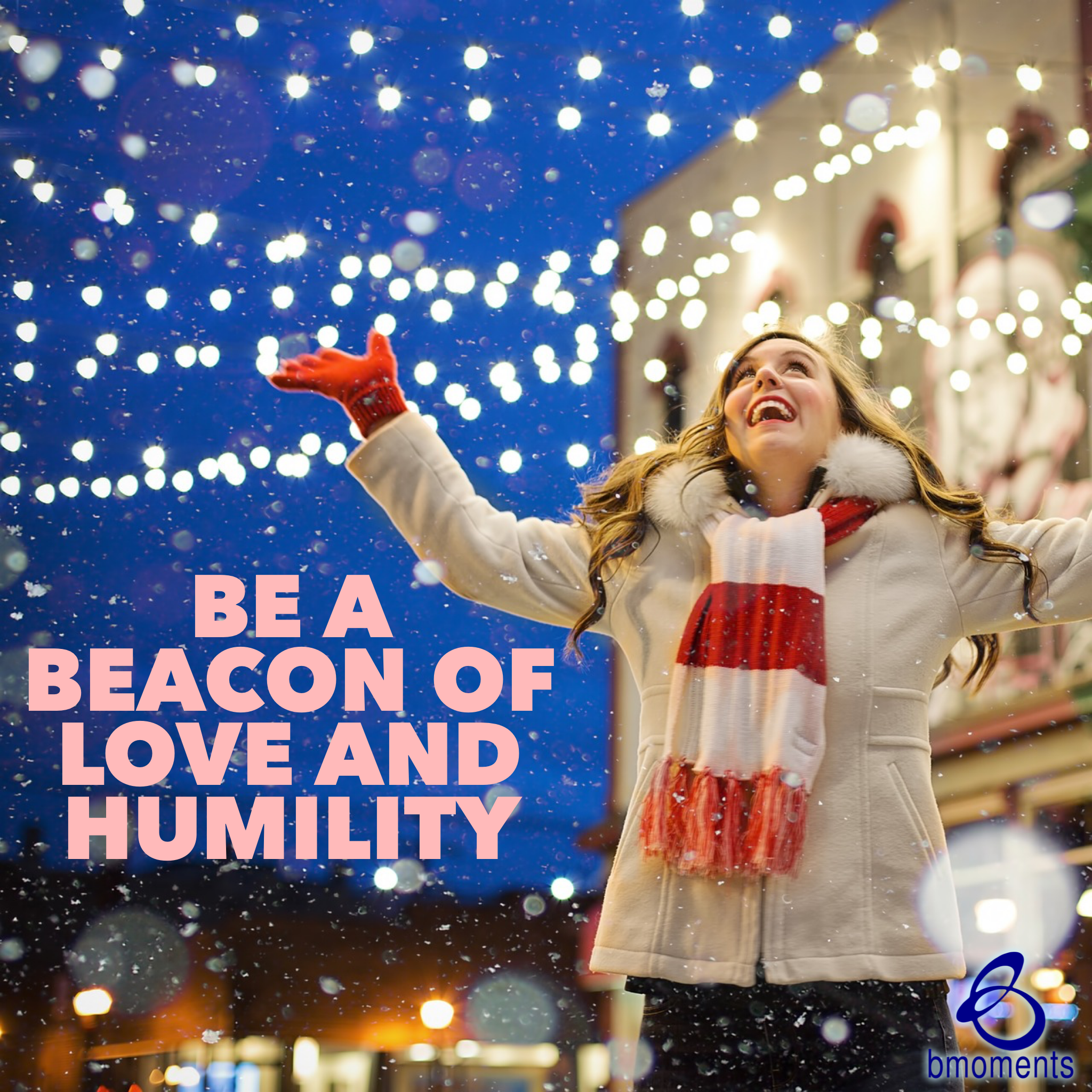 This Christmas, Be a Beacon of His Humility