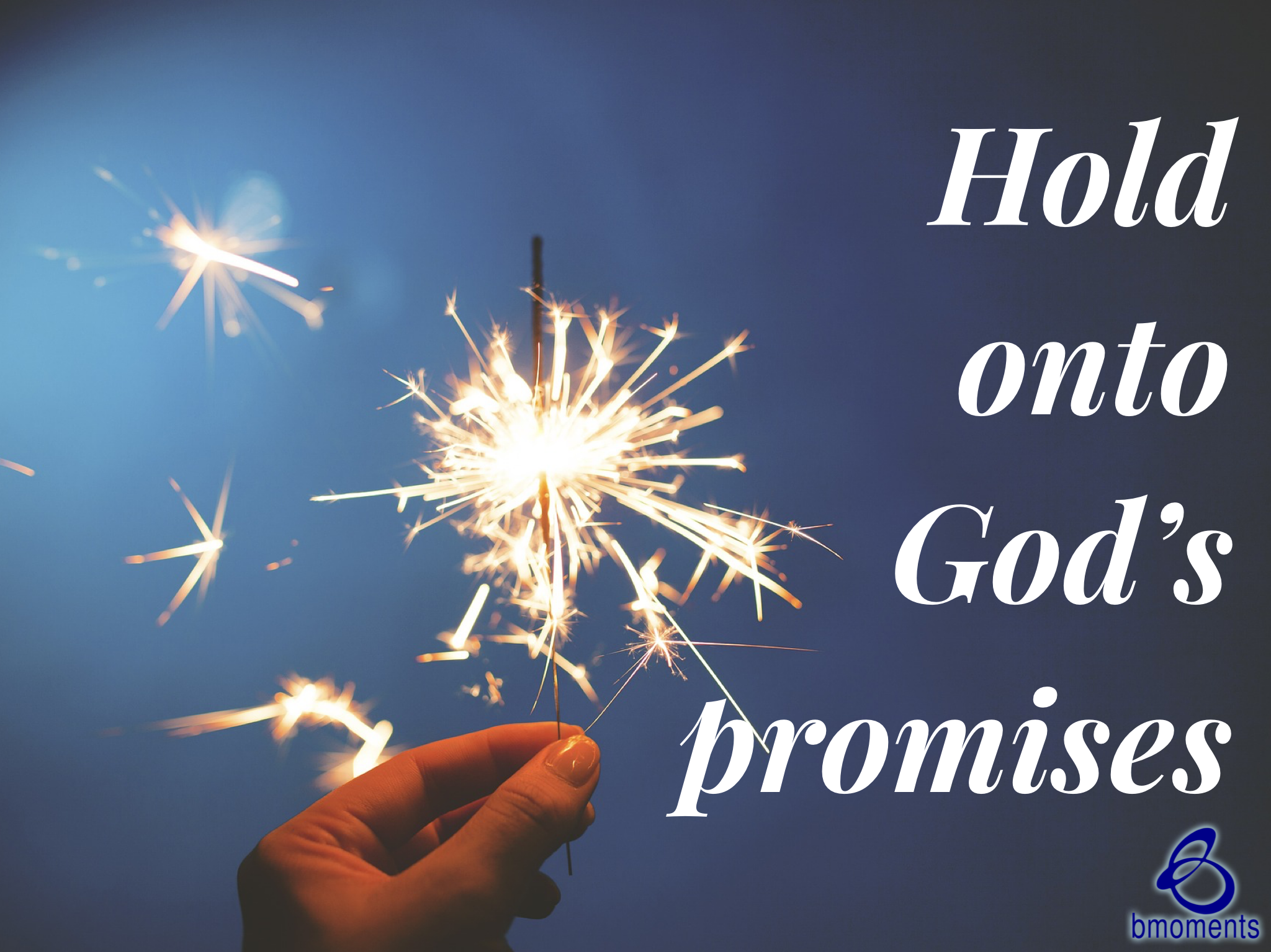 Trust God's Promises in the New Year