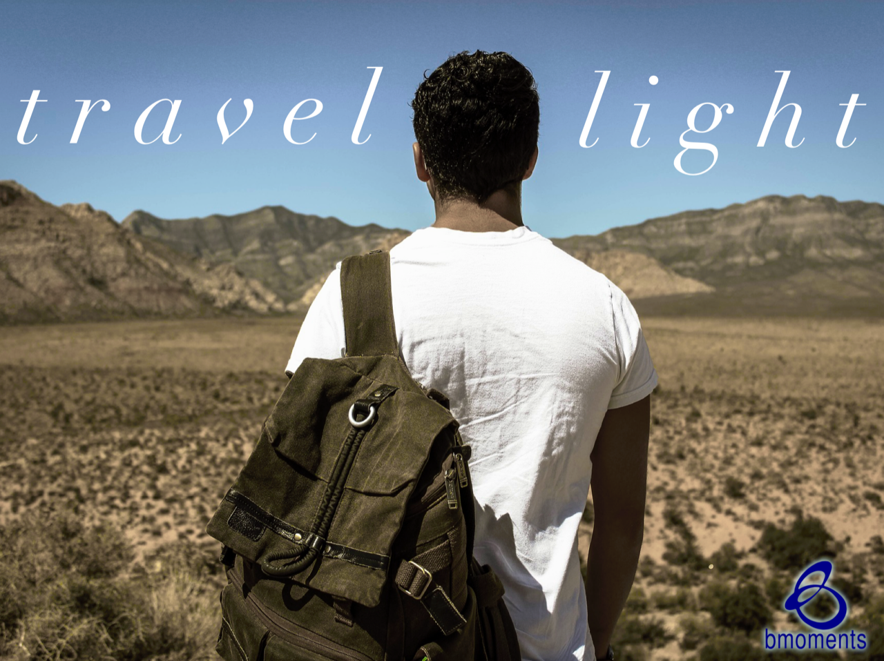 God Wants You to Travel Light