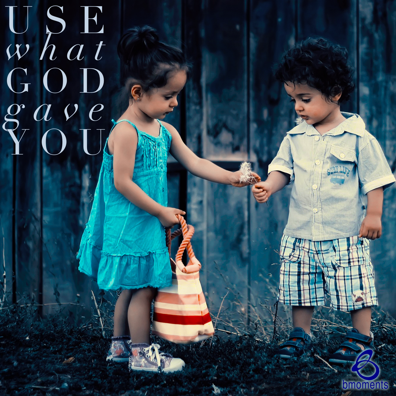 Are You Using What God Gave You?