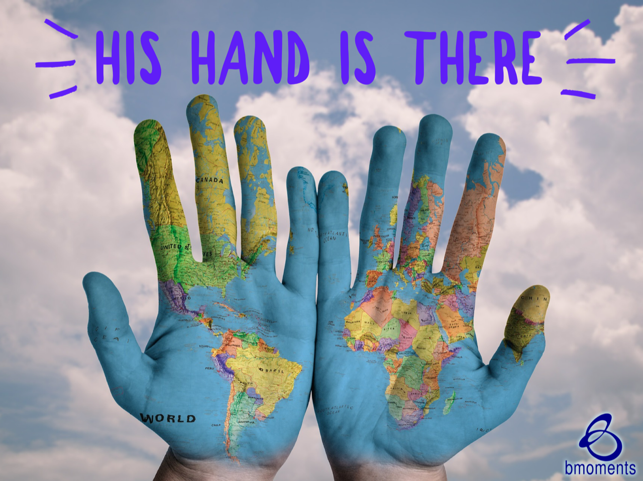 Watch for God's Hidden Hand in Your Life