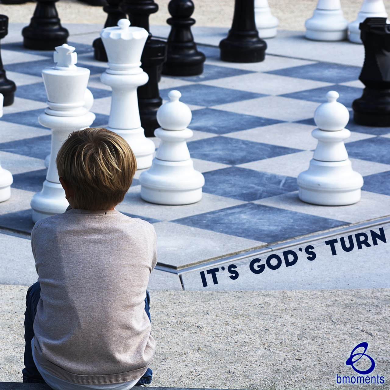 It's God's Move Next, Not Yours