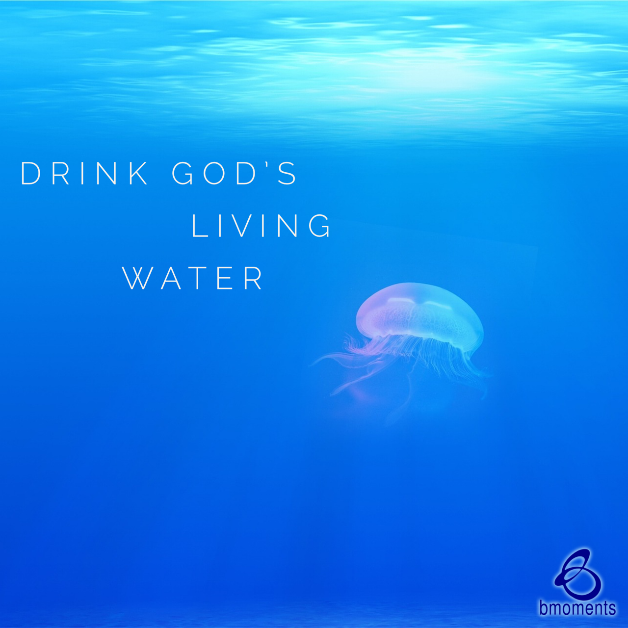 Drink from the Cup of Living Water This Easter
