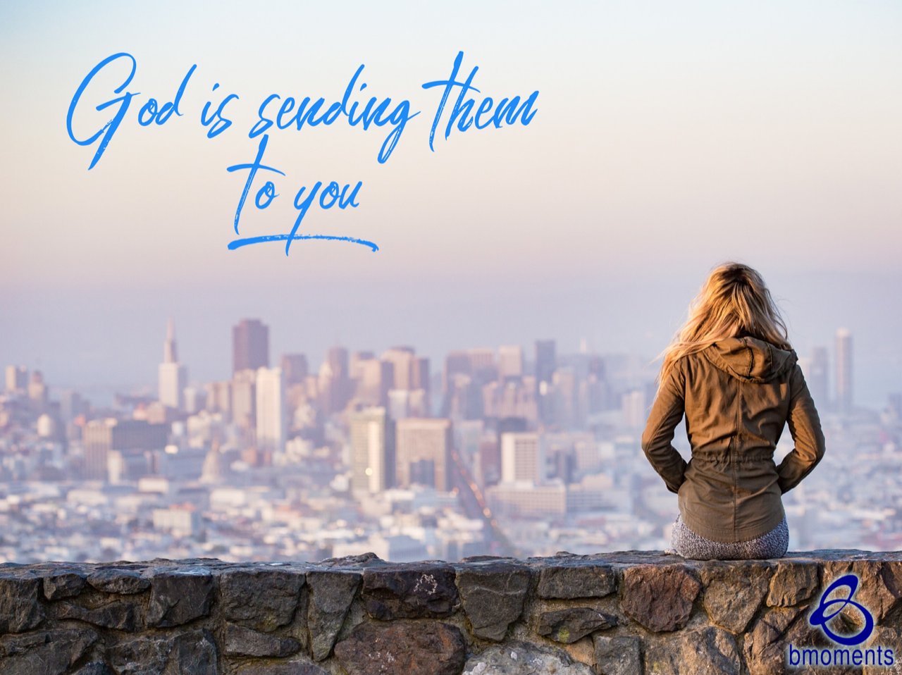 God Is Guiding the Steps of Others to You