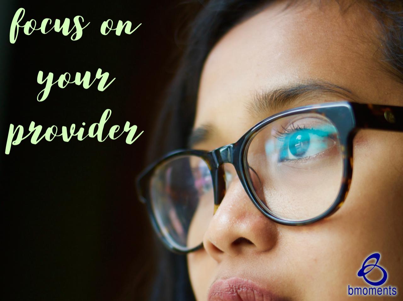 Do You Have a Case of Spiritual Myopia?