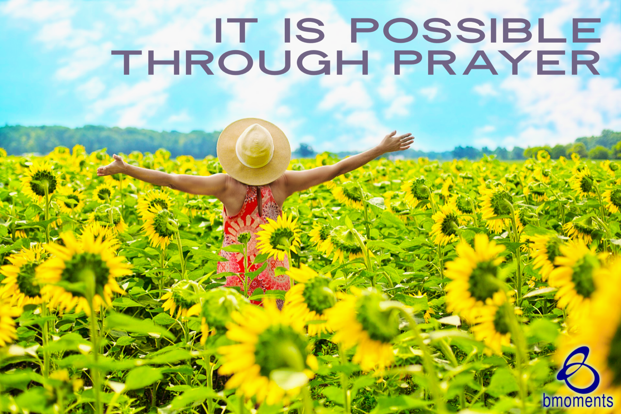 When Experts Tell You It's Impossible, Turn to Prayer