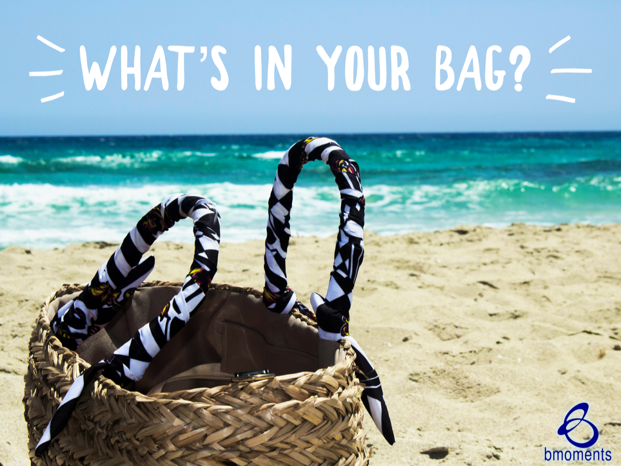 What's in Your Spiritual Bag This Summer?
