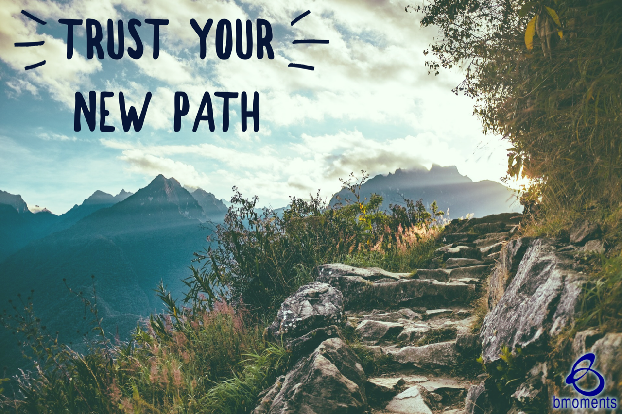 God Has a New Path for You