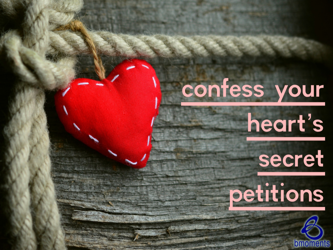 God Will Answer the Secret Petitions of Your Heart