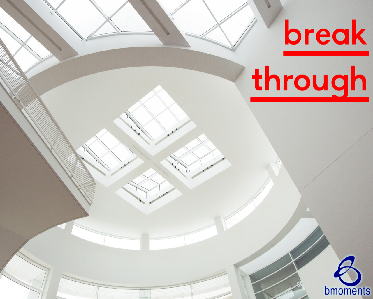 Break through Your Own Glass Ceiling
