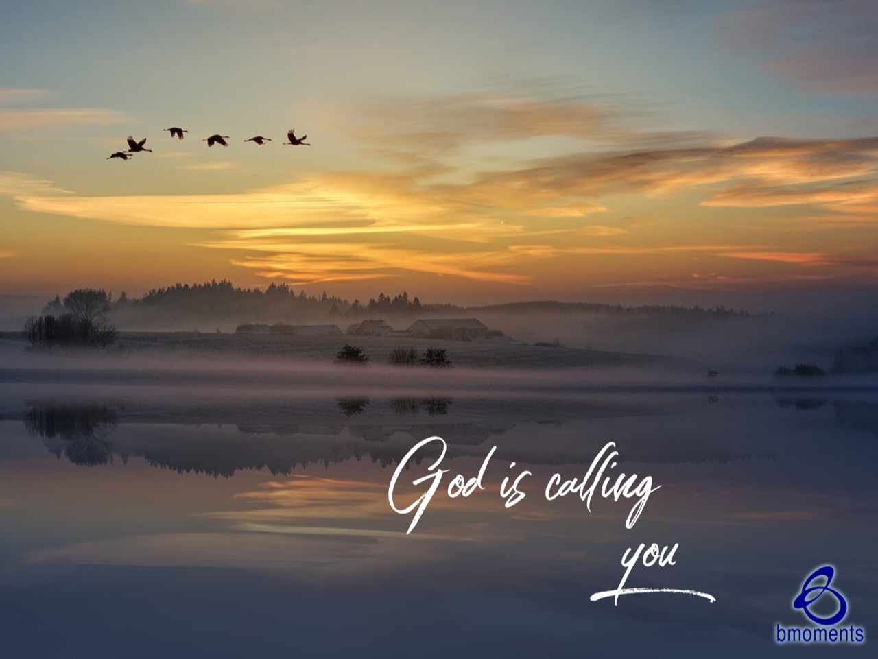 Listen: Christ Is Calling You to Him