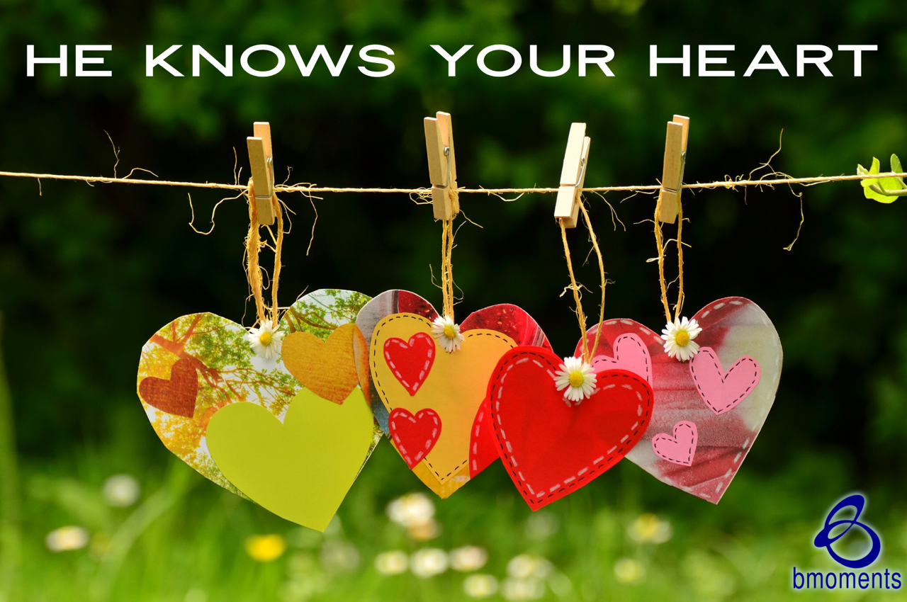 God Knows Your Heart—And the Moment It Changes