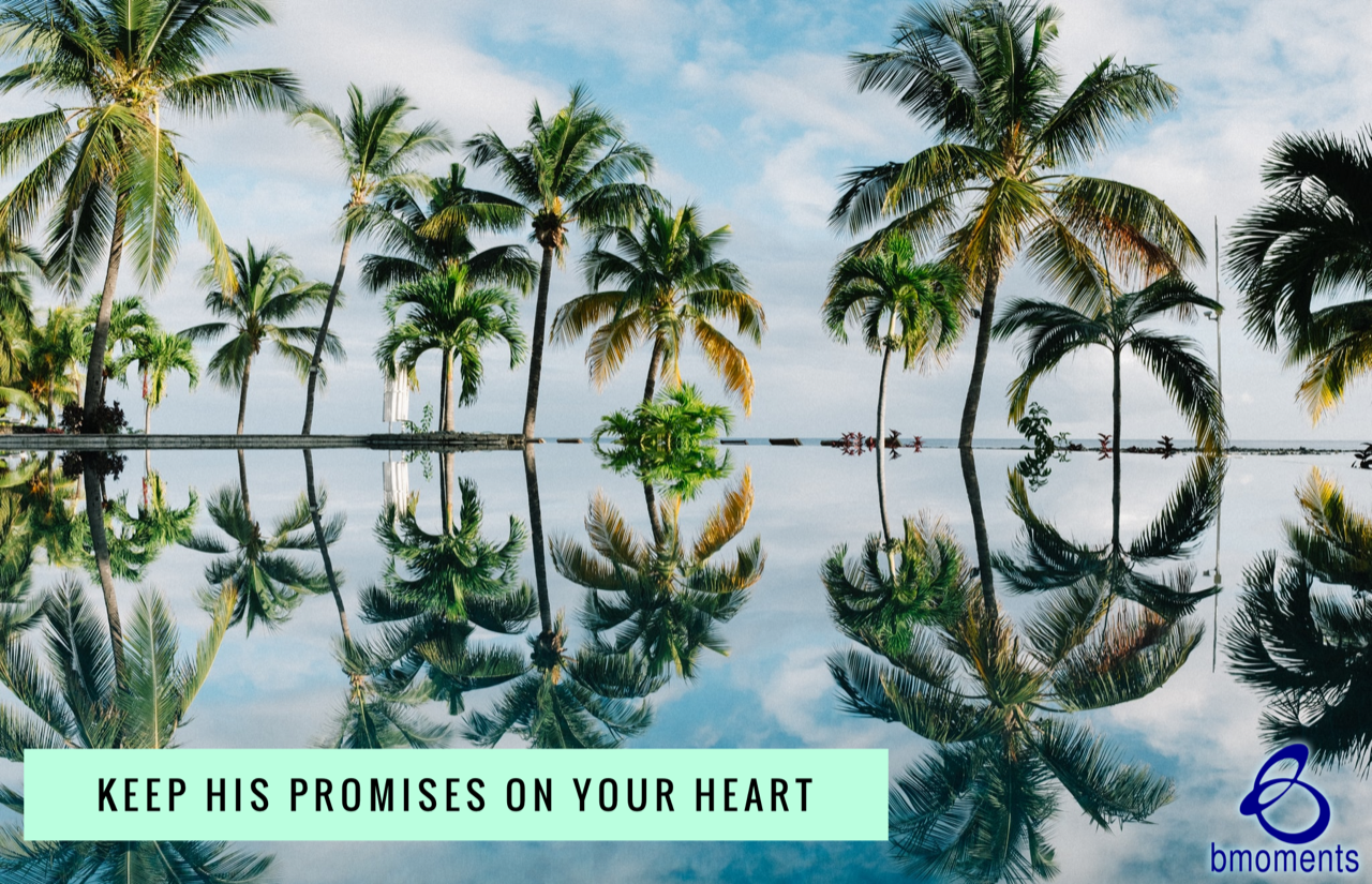 Embed God's Promises Deep Within Your Heart