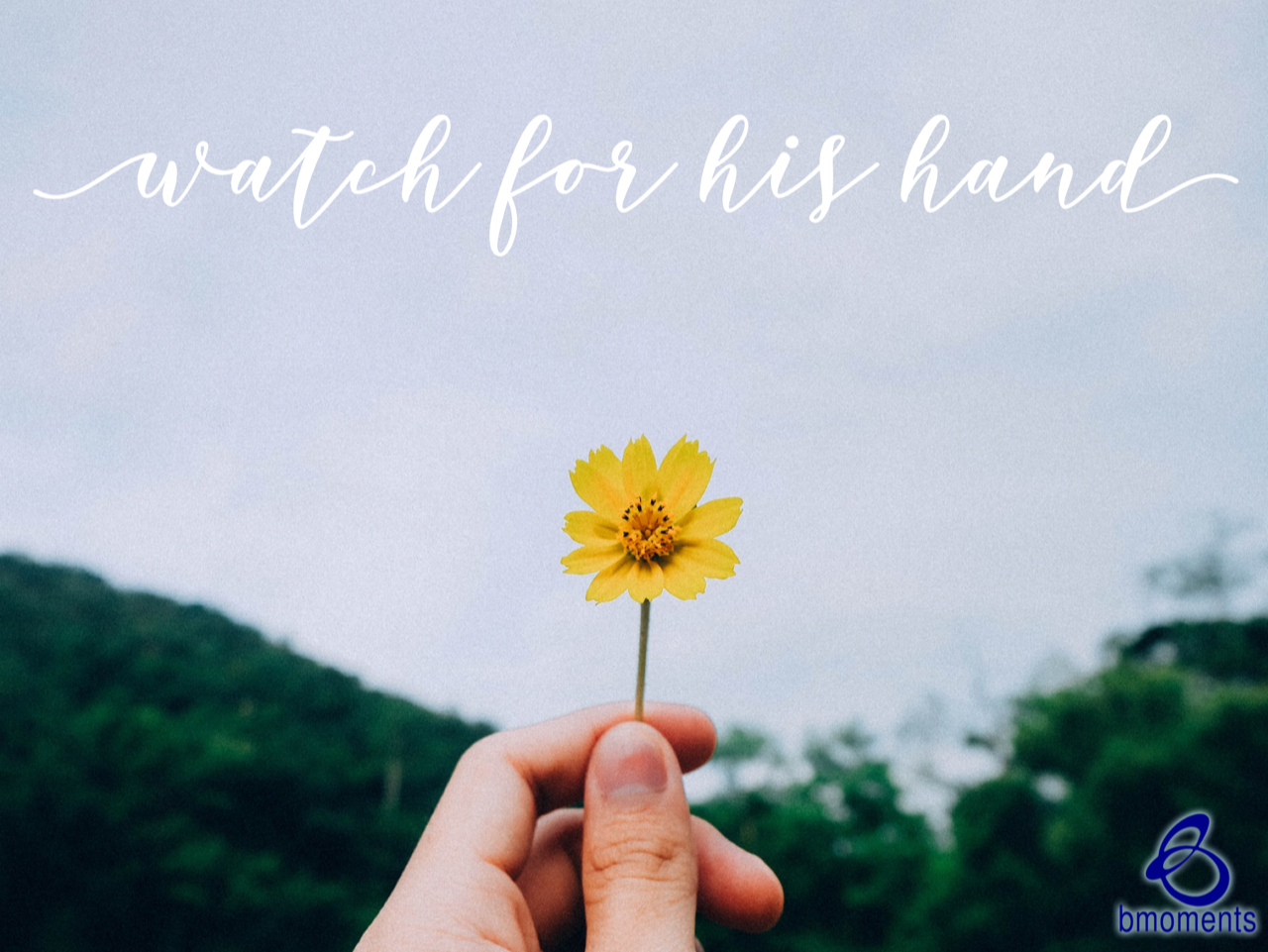 God's Hidden Hand Is in Your Life