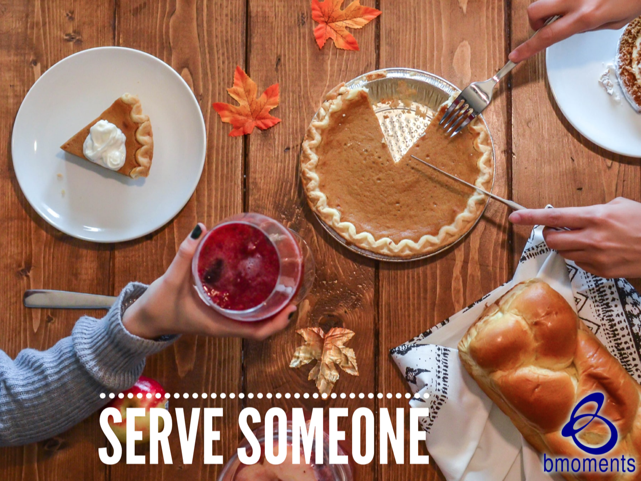 This Thanksgiving, Go Serve Someone