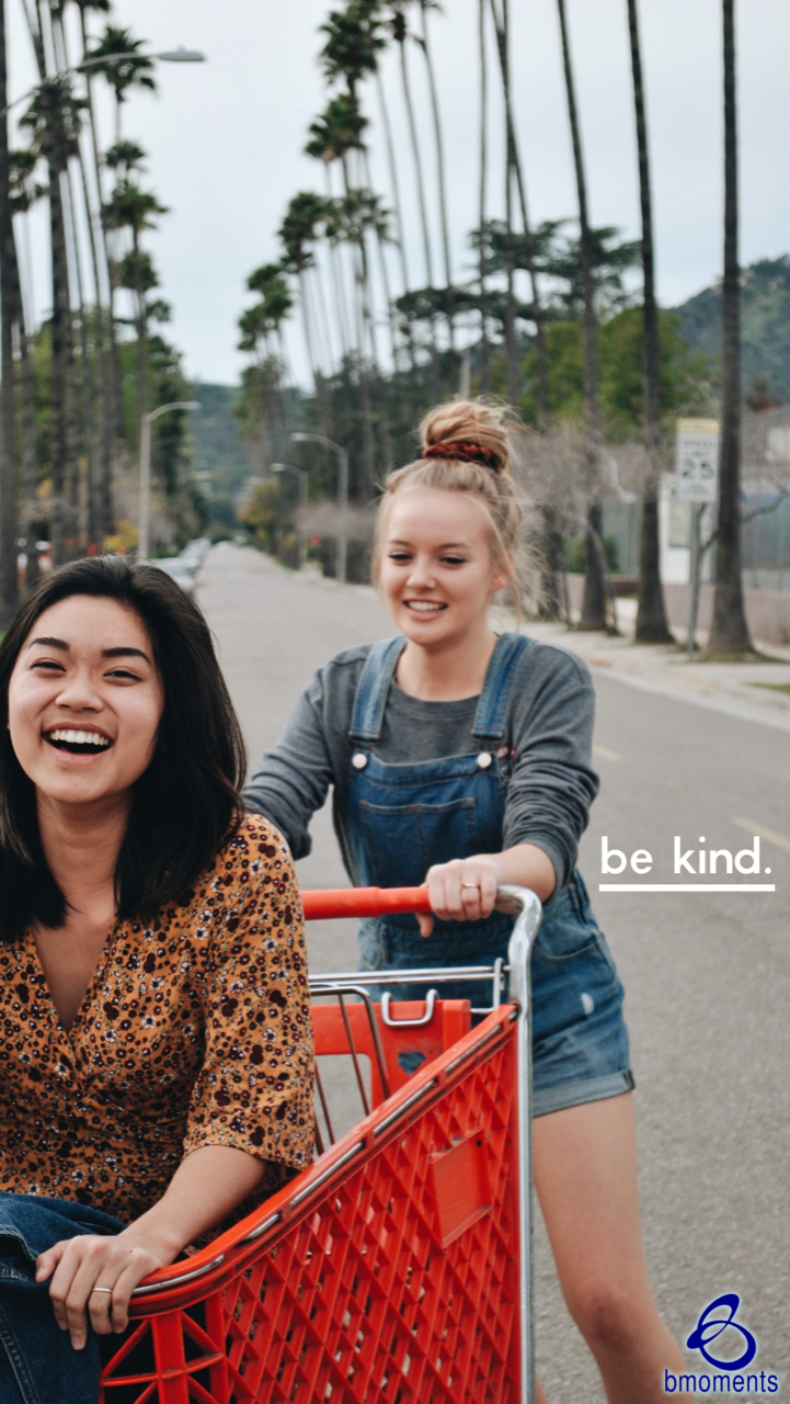Set the Intention to Be Kind