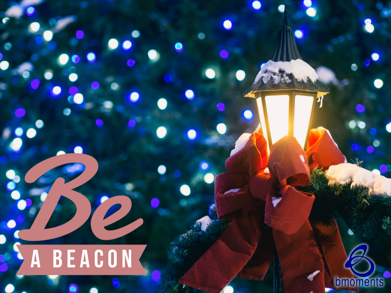 Be a Beacon of Christ's Joy and Humility