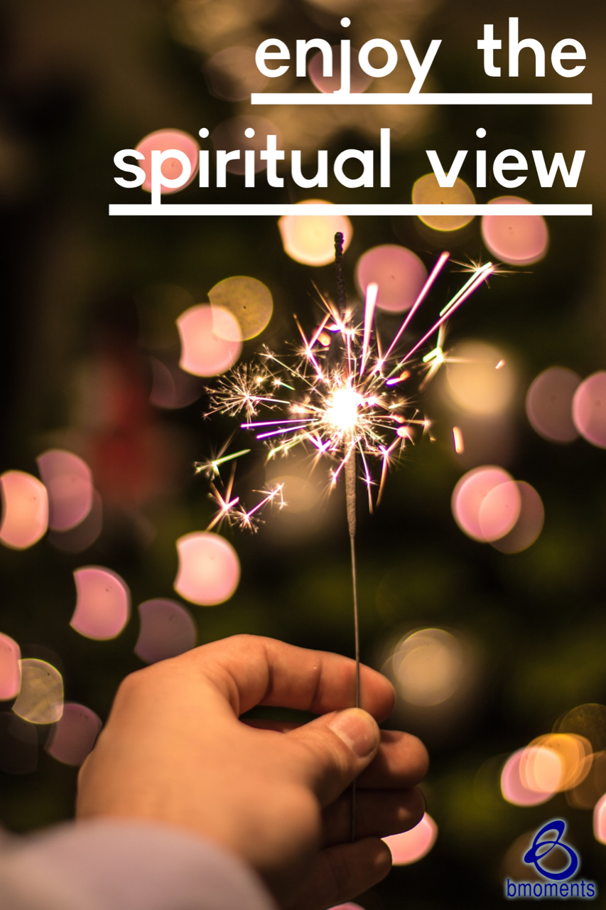 Give Your New Year's Resolutions a Spiritual Counterpart