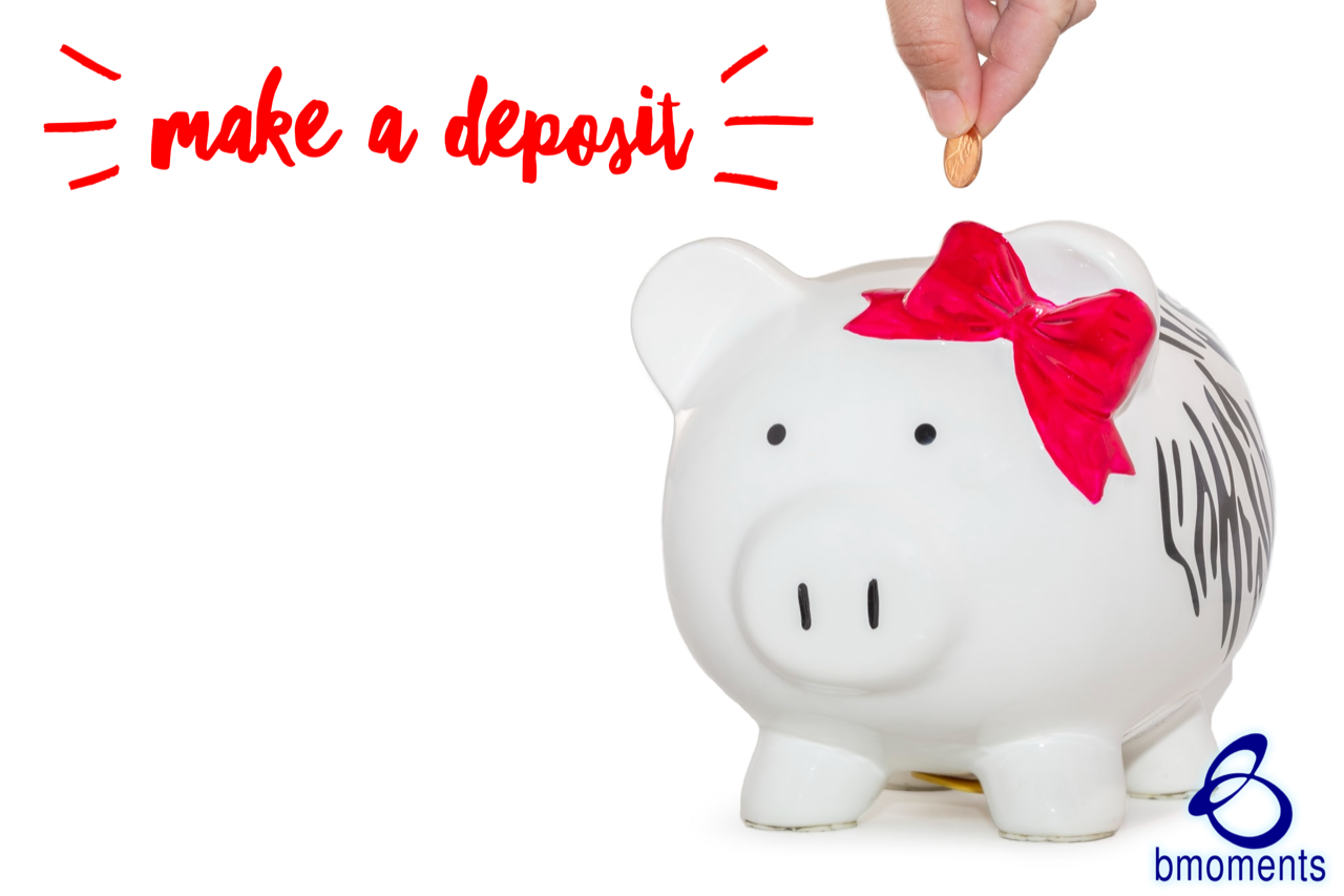 Increase Your Spiritual Bank Account: Make Deposits of Love
