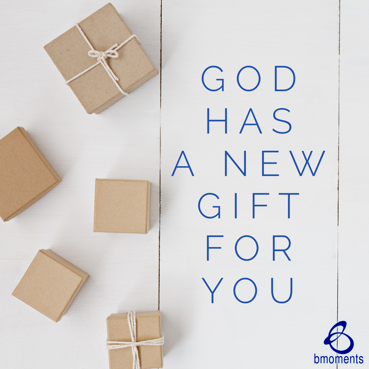 God Has a New Gift for You. Are You Ready?