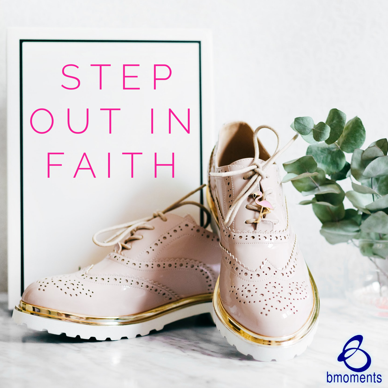 Is God Handing You a Bigger Pair of Shoes?