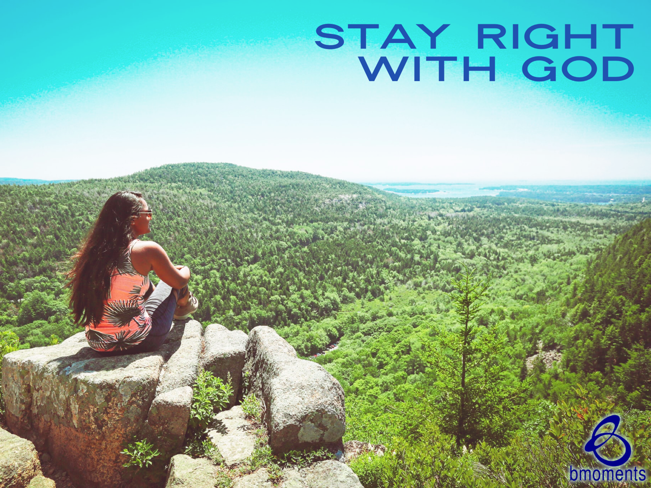 Stay Right with God: Resist the Desire to Be Right