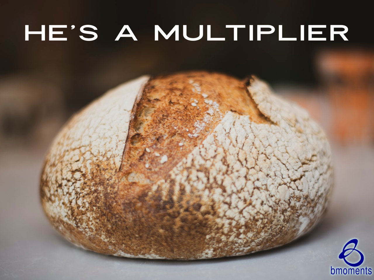God Is a Multiplier