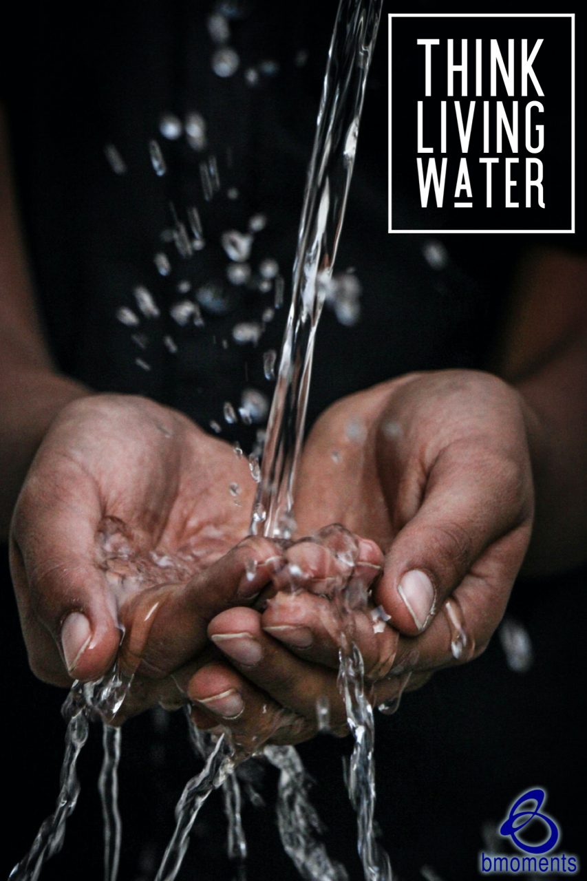 Rejoice! You Have Unlimited Access to His Living Water