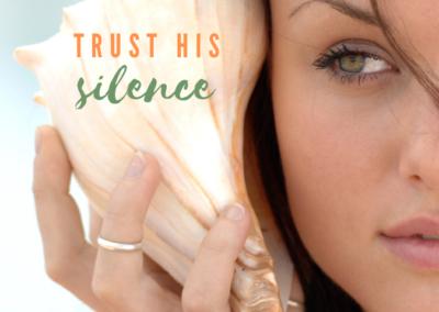 Do You Trust His Silence?
