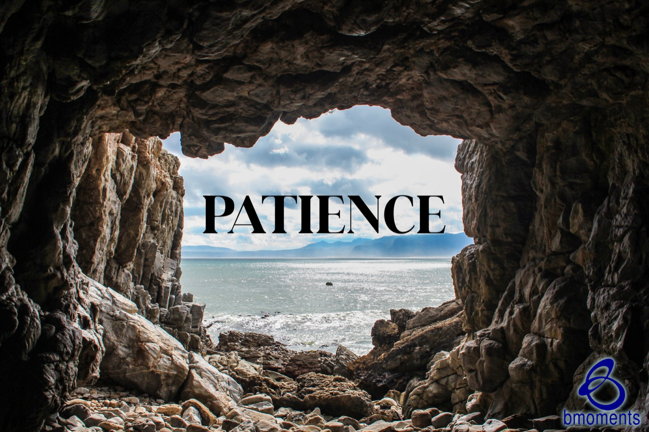 Wait on God—Patiently