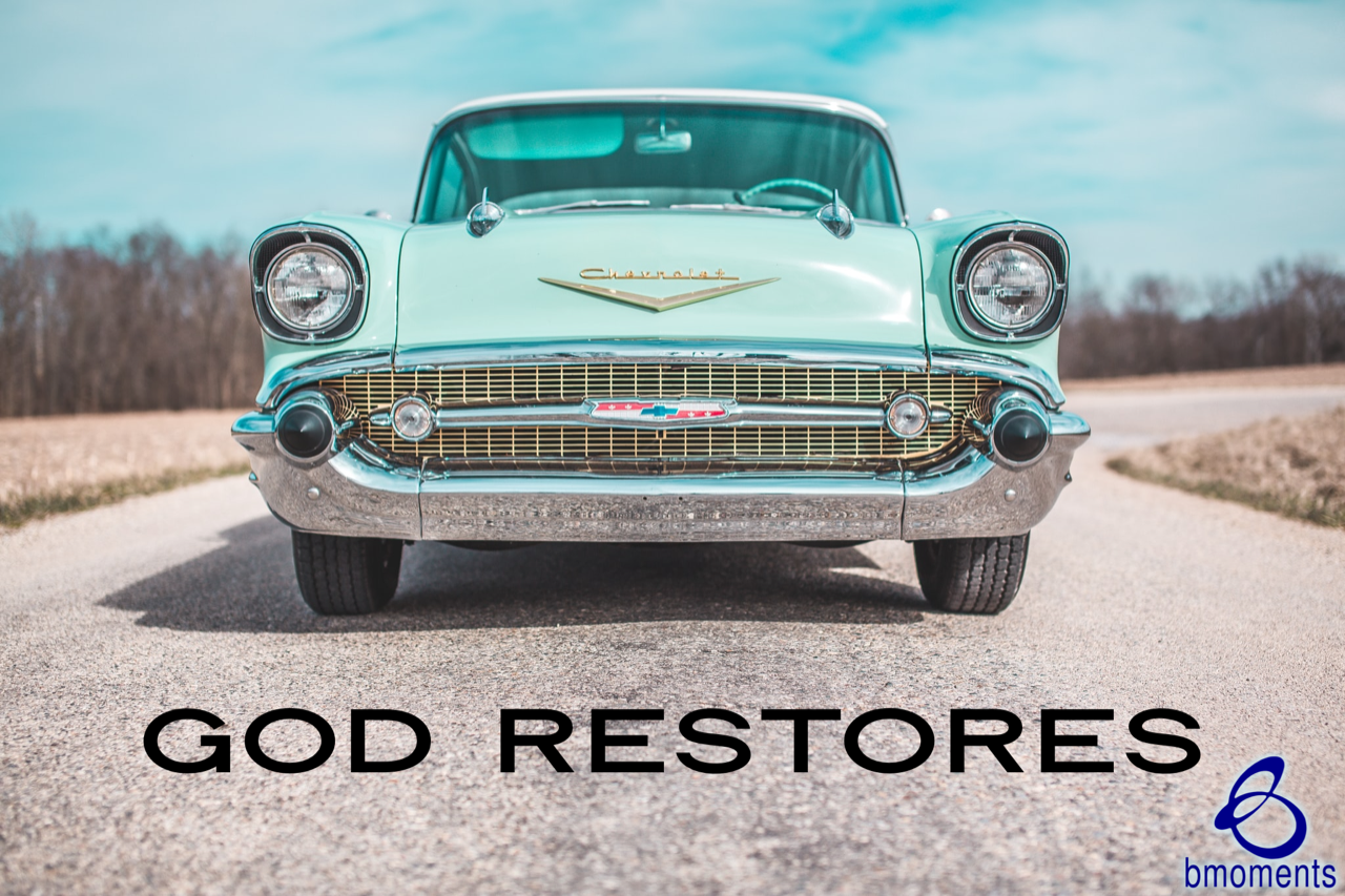 When God Restores